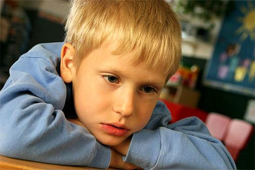 Теперь все больше депрессия настигает детей